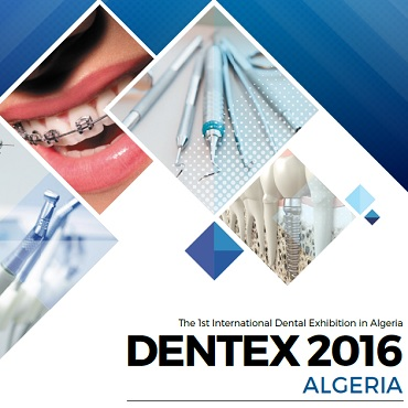 Inauguration à Alger du 1er Salon international dentaire
