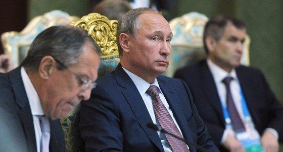 Syrie : Poutine prévoit un processus difficile