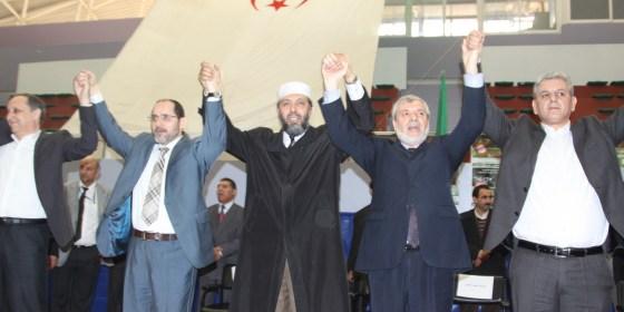 Un sommet de l'opposition le 30 mars