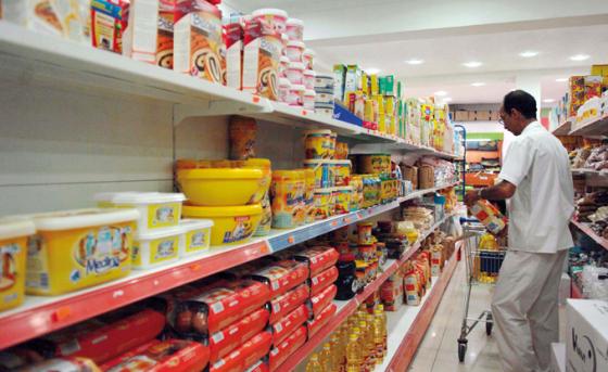 Importation des produits alimentaires : Recul des prix
