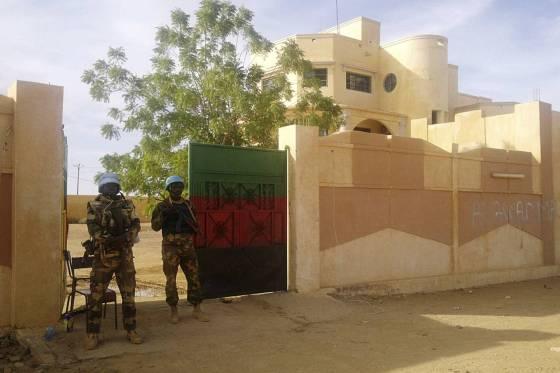 Explosion au nord du Mali : 4 soldats de l'Onu tués et 15 blessés