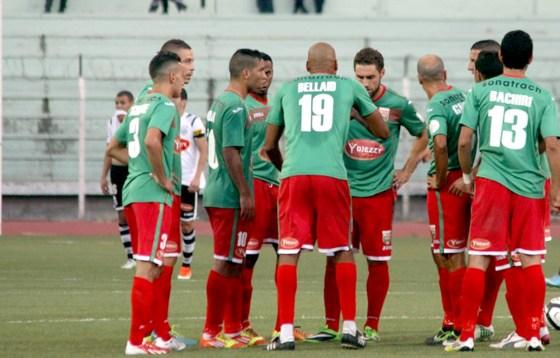 ARB Ghriss- MC Alger : «Respecter l'adversaire mais ne pas le surestimer aussi»