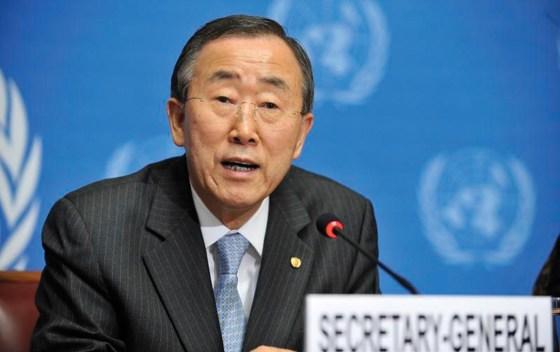Le SG de l'Onu «impressionné» par la «rahma» en Algérie
