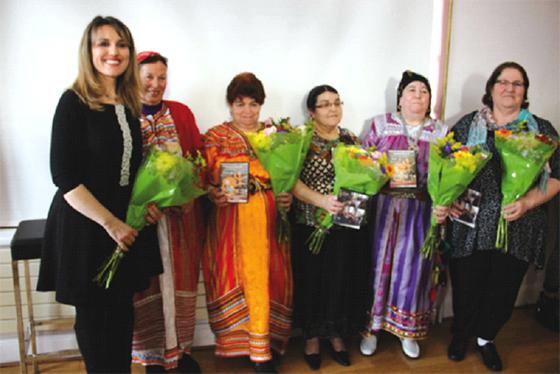 Un bouquet d'artistes pour honorer la femme algérienne
