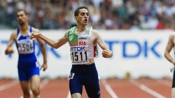 Décès de l'ancien champion paralympique Mohamed Allek