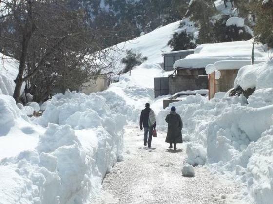 De la neige à 1000 m au Centre et à l'Est du pays