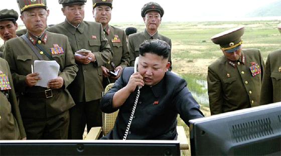 Kim Jong-un ordonne de nouveaux essais nucléaires