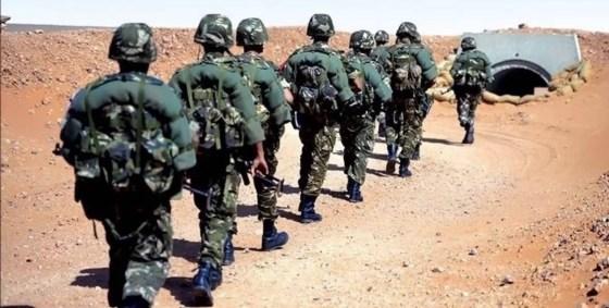 Trois terroristes éliminés tués par l'ANP à El-Oued