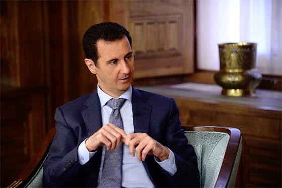 Le sort d'Al-Assad  ligne rouge pour Damas