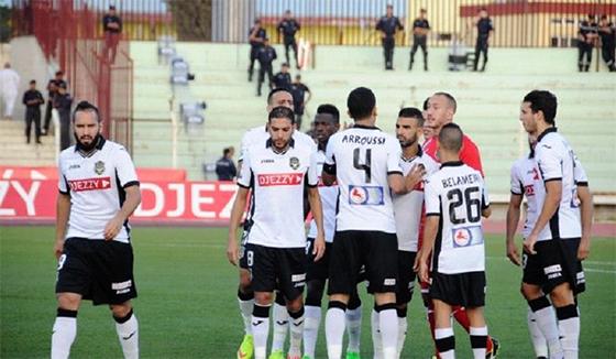 Fortunes diverses pour  les clubs algériens