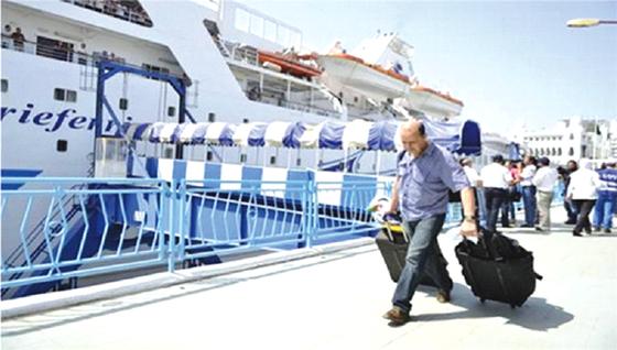 Un navire de l'ENTMV transportera les hadjis vers les Lieux saints