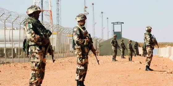 Riposte rapide de l'ANP à des tirs d'obus à In Salah