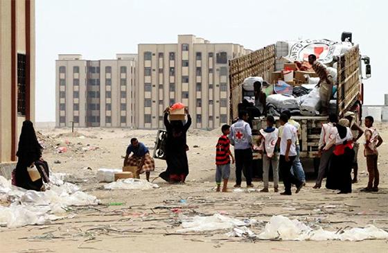 «La coalition arabe responsable de deux fois plus de victimes civiles»
