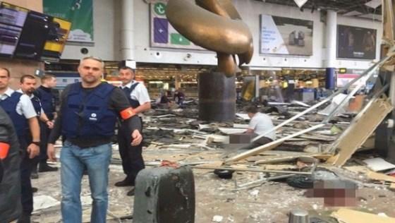 L'Algérie condamne avec vigueur les attentats de Bruxelles et les qualifie de « lâches et abjects »