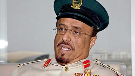 Le chef de la sécurité émirati appelle à renoncer à un Etat palestinien