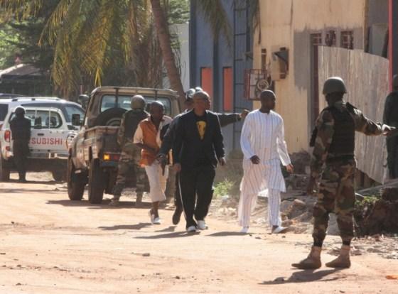 Bamako : Riposte efficace