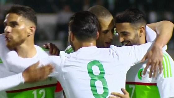 Les Verts étrillent l'Ethiopie 7 buts à 1