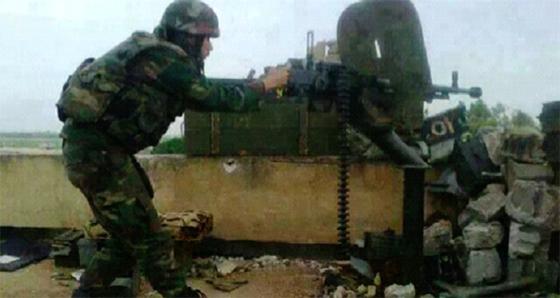 L'armée arabe syrienne reprend Palmyre