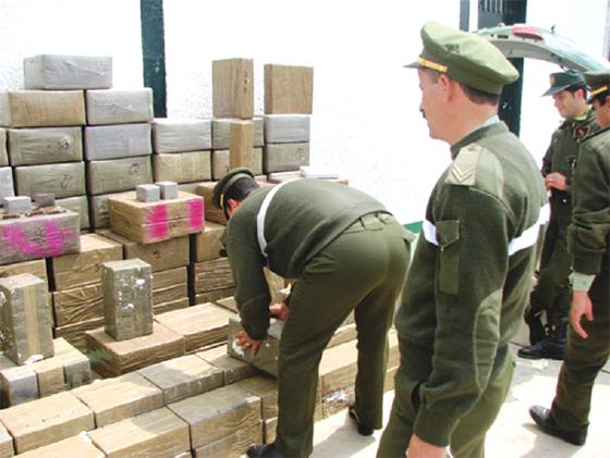 500 agents de sécurité arrêtés en trois mois