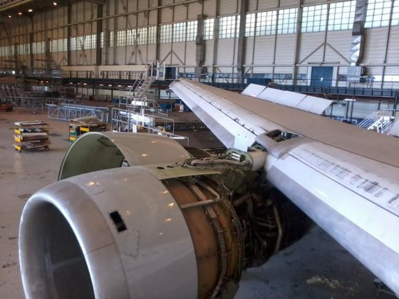 Air Algérie: La filiale maintenance opérationnelle en juillet