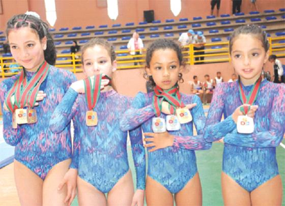 13es Championnats d'Afrique de gymnastique (Alger)