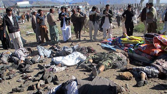Le bilan de l'attentat de Lahore s'alourdit: 72 morts et 315 blessés