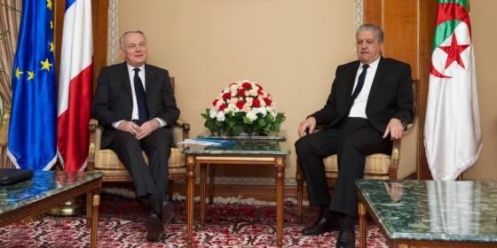 Jean-Marc Ayrault : « L'Algérie et la France sont liées par un partenariat d'exception »