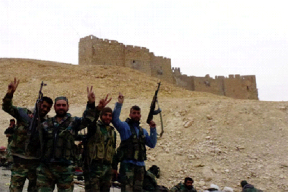 L'armée arabe syrienne va nettoyer Deir Ezzor et Raqa