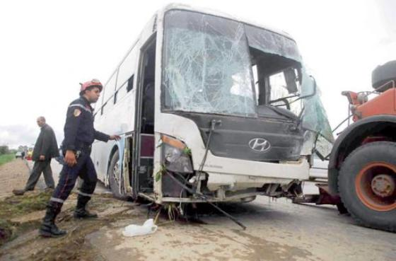 Bechar : 11 morts et 6 blessés dans un accident de la route