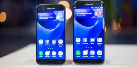 Samsung lance les Galaxy S7 S7 Edge en Algérie