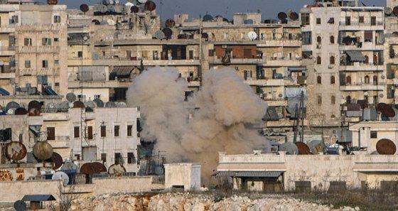 L'armée détruit une usine de Daech près d'Alep