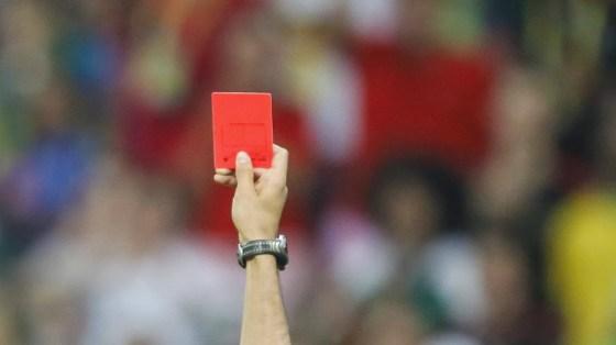 Autriche, 70 matches de suspension pour un coup de tête