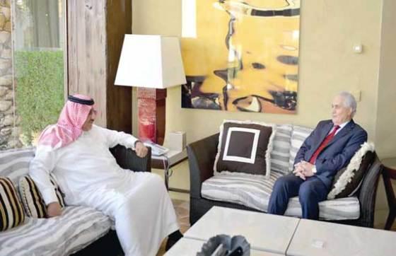 A Riyad, contre les comploteurs