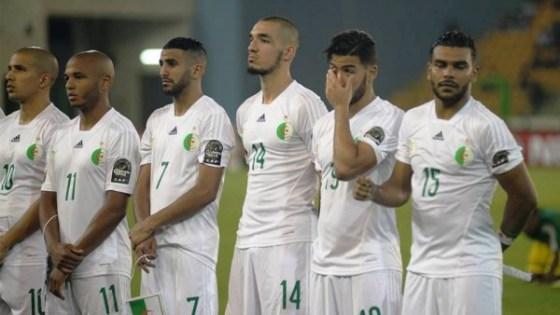 Classement Fifa: l'Algérie retrouve sa 1ere place africaine