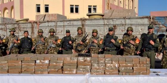 Un grand narcotrafiquant arrêté par les gendarmes à Ouargla