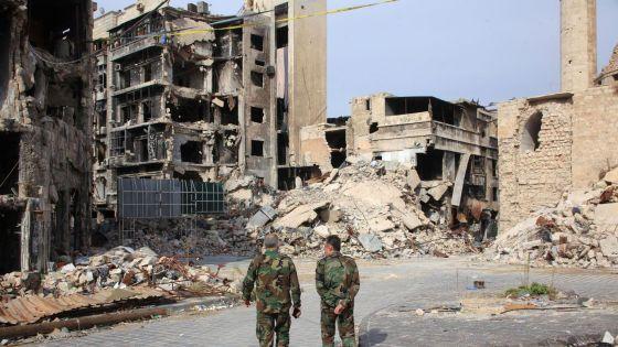 L'armée repousse une attaque terroriste au sud d'Alep