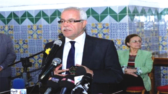 Grine : «Un feuilleton sur Benbadis pour les générations futures»