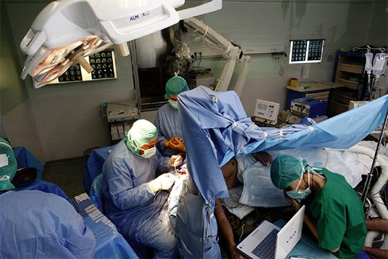 Plus de 1 700 interventions en neurochirurgie réalisées à Sidi Ghiles