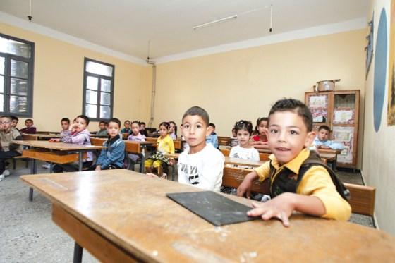 Rentrée scolaire 2014-2015 : Plus de 8 millions d'élèves attendus demain
