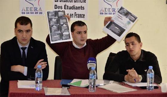 Des diplômés algériens «harraga» en Europe