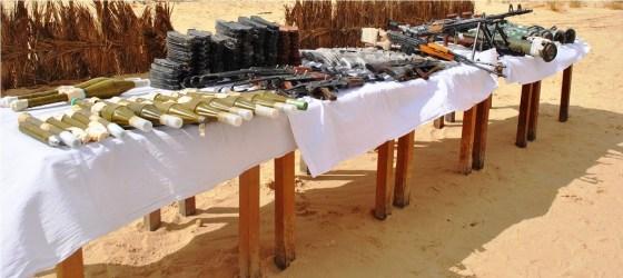 14 terroristes abattus à El-Oued