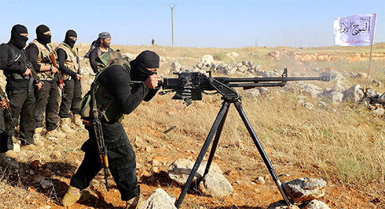 Les anti-Assad annoncent  le début d'une  contre-offensive en Syrie