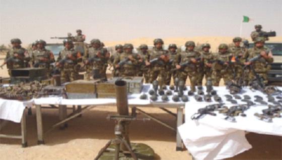 30 terroristes recherchés dans la wilaya d'El-Oued