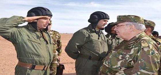Opération d'El-Oued : Gaïd Salah félicite les troupes de l'ANP