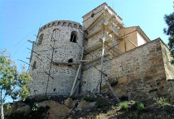 Le château d'El Mokrani rouvert