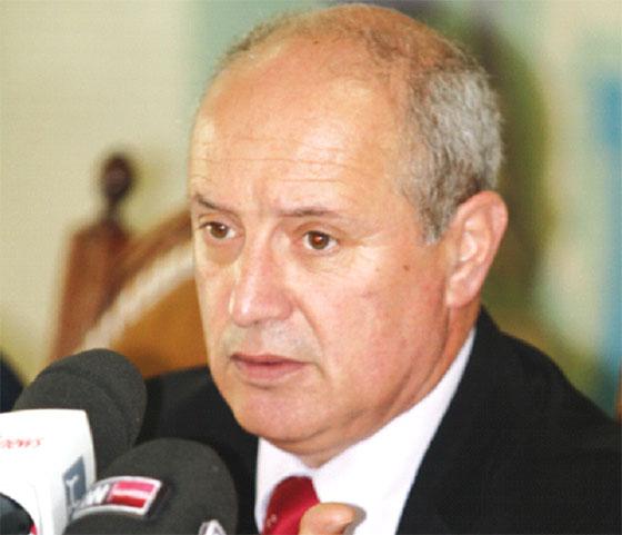 Le Pr Saïdi : «Nous œuvrons à améliorer les conditions de travail du personnel»