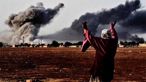 Les victimes soulagées par le CICR et l'armée arabe syrienne