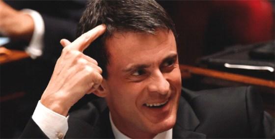 Senat et le tweet de Valls : Un grave dérapage