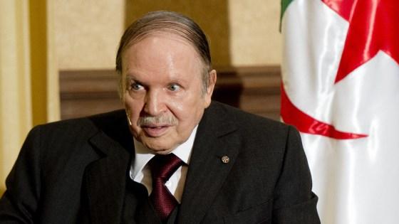 Motion de soutien au président Bouteflika