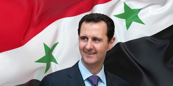 Al-Assad remercie l'Algérie pour son soutien au peuple syrien